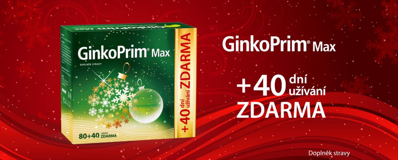 GPM Max Vánoční spot