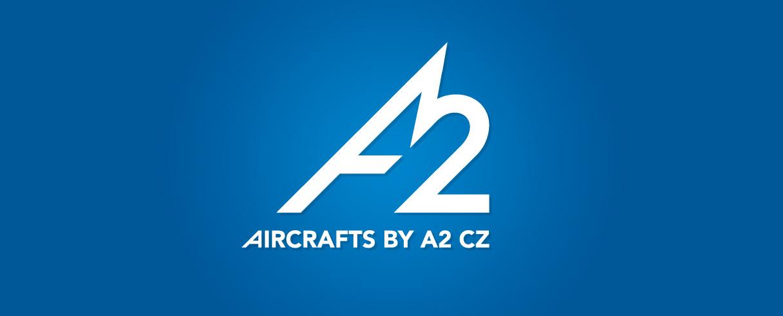 A2 CZ návrh logotypu
