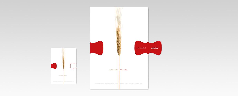Agrofert - prezentace potravinářské divize - návrh