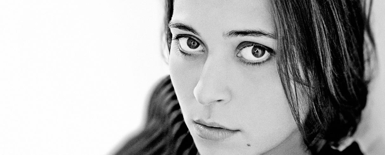 Anička's eyes