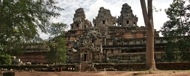 Chrámy Angkoru, Kambodža