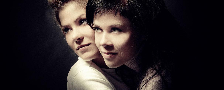 Helena a Soňa