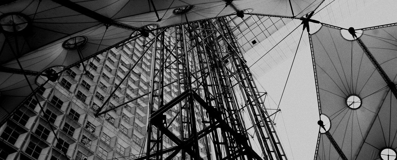 Grande Arche de la Défense, Paříž, Francie