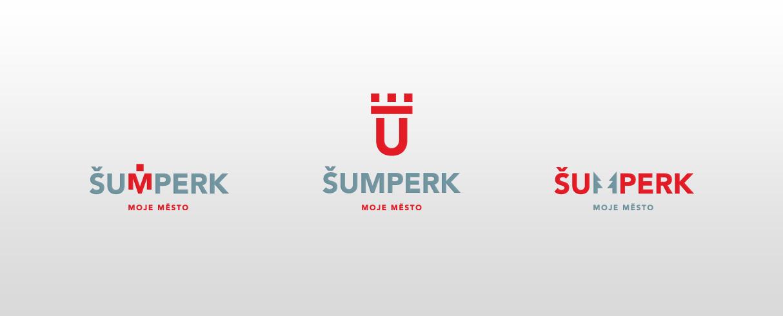 Návrhy logotypu města Šumperk