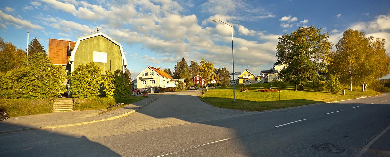 Bygdsiljum - Švédsko