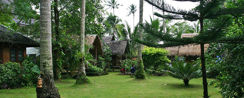 Ubytování na ostrově Koh Chang, Thajsko
