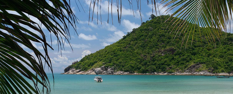Ostrov Koh Phang Ngan, Thajsko