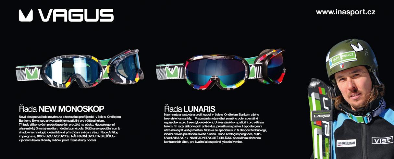 VAGUS produktový list NEW MONOSKOP - LUNARIS