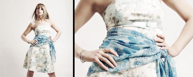 Veronika, romantic dress