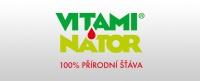 Logotyp Vitaminátor - 100% ovocná šťáva