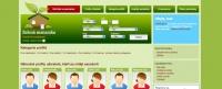 Zelená seznamka - webový server